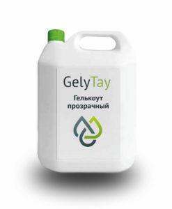 Гелькоут прозрачный GelyTay 503