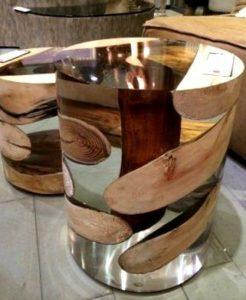 Прозрачная эпоксидная смола WoodGlass