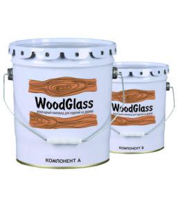 Эпоксидная смола для дерева, прозрачная, жидкая WoodGlass