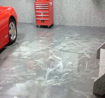 Эпоксидный наливной пол Epoxy Floor 3D