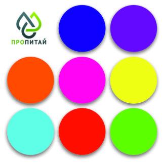 Флуоресцентные (неоновые) красители